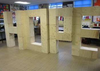 Year 9 Architecture Workshop with Studio Bark