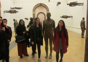 6th Form Art trip to the Royal Academy of Art