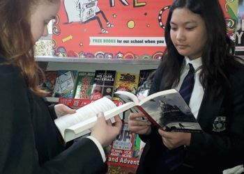 Book Fair Buzz at Copthall