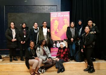 'Take The Lead' Year 12 Programme with the Old Vic