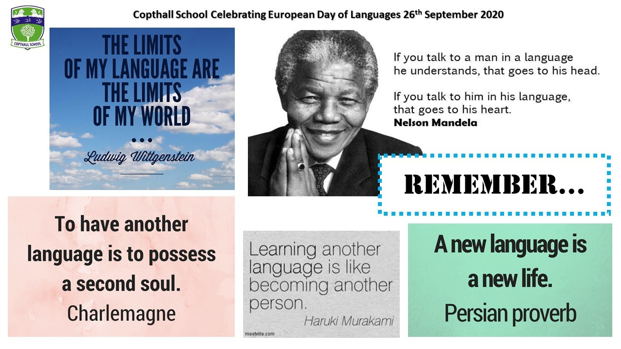 European Day of Languages 2020   Facts