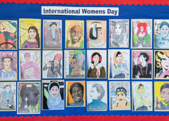 International Women's Day 2021 - Monday 8th March