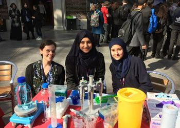 Middlesex University STEM Festival Year 10 High Achieving Students Trip