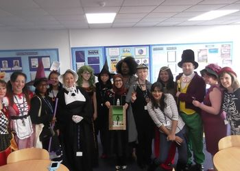 World Book Day 2nd March 2017