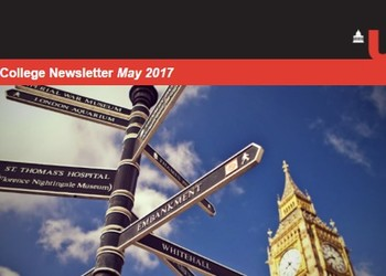 UCL - Newsletter and Upcoming events