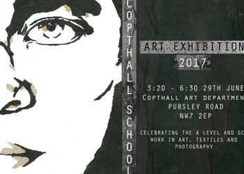 Art Exhibition at Copthall School