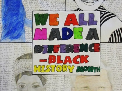 Art  Competition - Black History Month