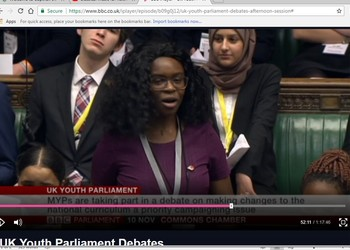 A Day in the Life of an MYP at the House of Commons
