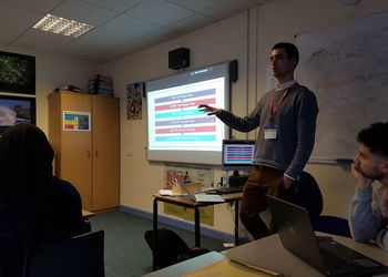 Media Careers for Copthall Students