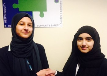 Copthall elects a new UK Youth Parliament candidate - Asma Ahmed