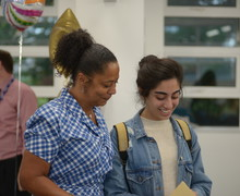 A Level results 9