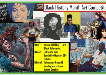 Black History Month Art Competition