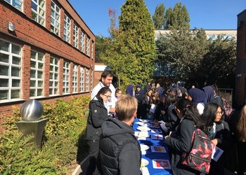 European Day of Languages Cheese Tasting Event