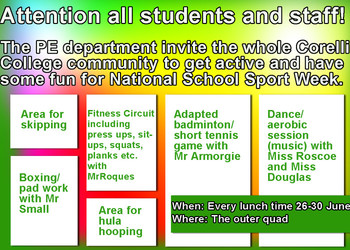 National School Sports Week