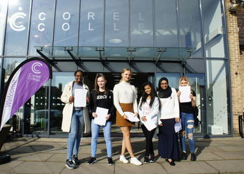 Corelli Celebrates GCSE Success