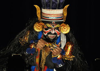 Kathakali at Corelli College