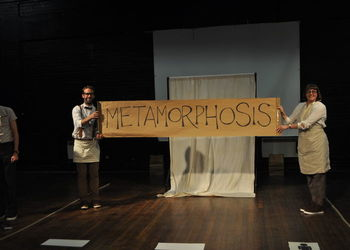 Splendid Production's Metamorphosis