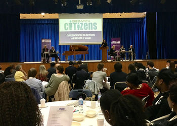 Greenwich Citizens UK at The Halley Academy
