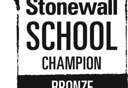 We've won a Stonewall Award!