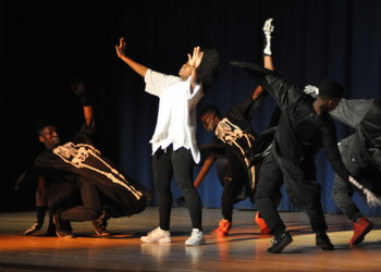 London Youth Games Dance Competition