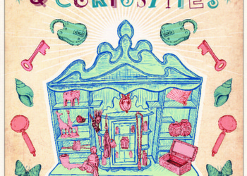 Cabinet of Oddities & Curiosities during Half Term