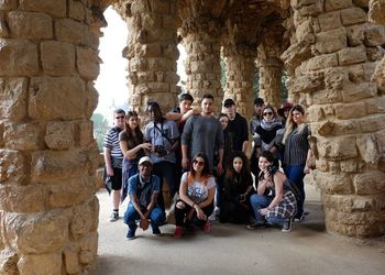 Sixth Form Photography Trip to Barcelona