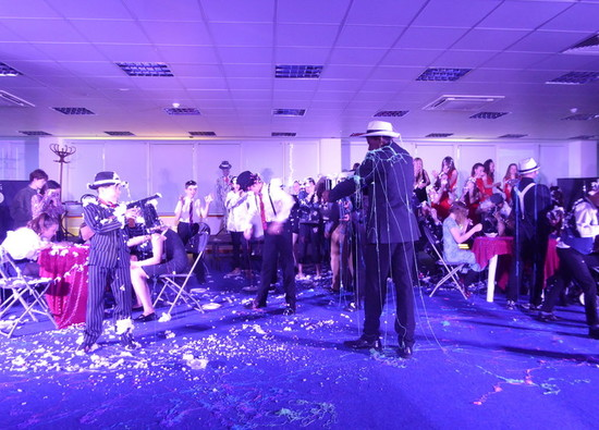 Bugsy Malone - the inaugural CDS school production