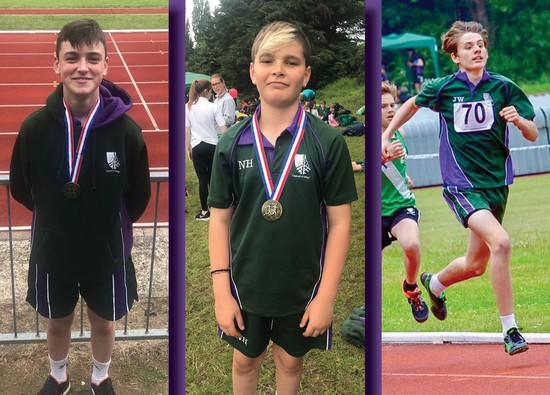 District Athletics 2019