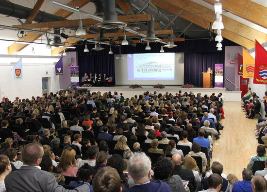 Fantastic turn out at our Open Evening last night