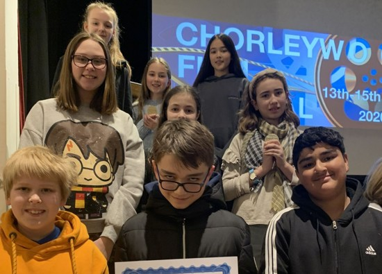 Chorleywood Young Filmmakers Competition Finalists 2020