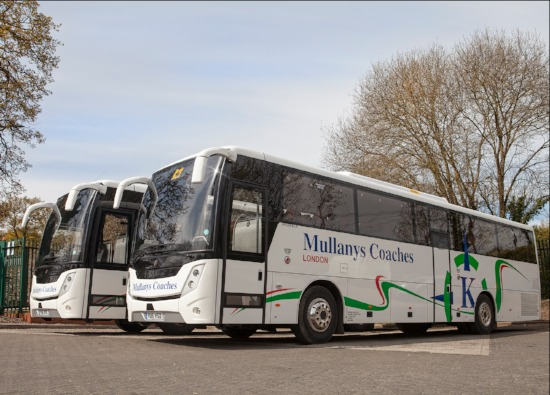 Local firm Mullanys to provide school transport for Croxley Danes