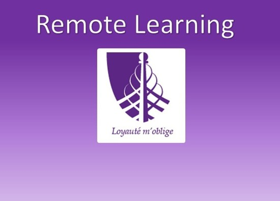 Croxley Danes Students Tackle Remote Learning!