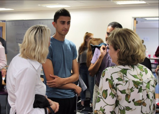 St Clement Danes celebrates superb A level results