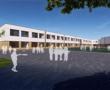 112 croxley danes school view draft 03