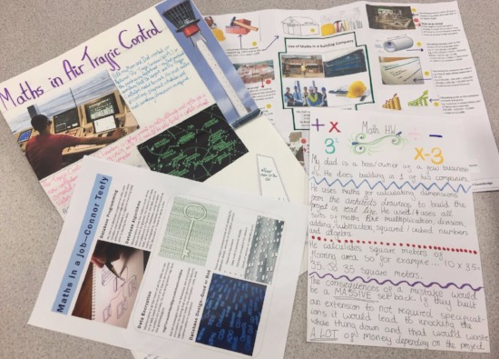 Maths poster competition winners announced