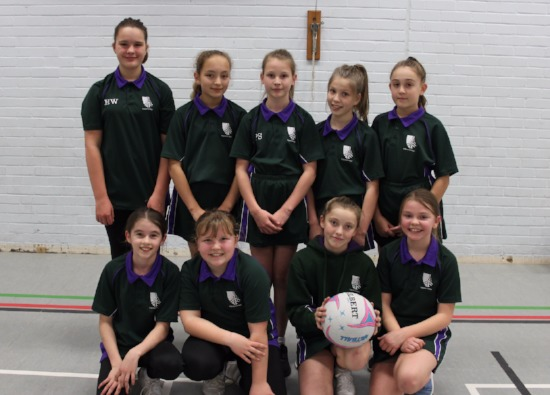 Netball team make great progress