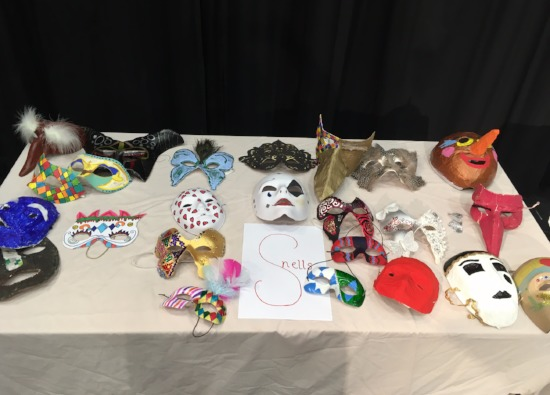Commedia dell'Arte mask winners announced