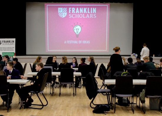 Franklin Scholars Festival of Ideas