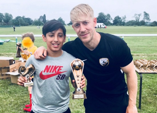 Asad wins Manager's Player of the Season