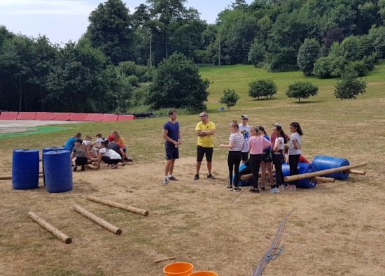 Barton Hall Activity Week