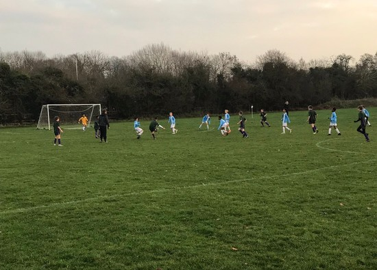 Year 7 in 8-0 Football Win