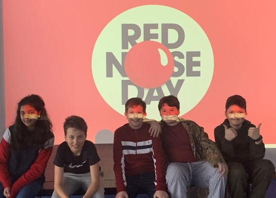 Red Nose Day at CDS