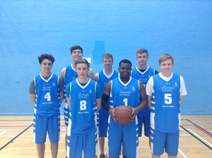 Basketball 6thForm