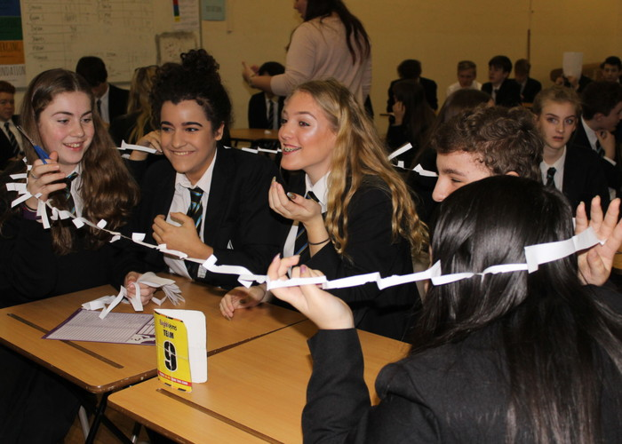Year 10 enterprise and employability skills day