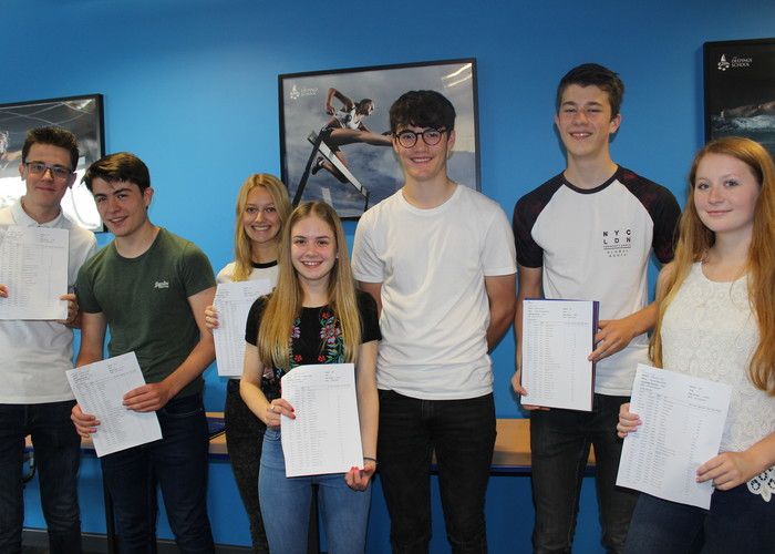 GCSE Exams Success