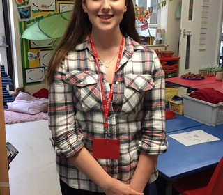 Amy at Northborough Primary