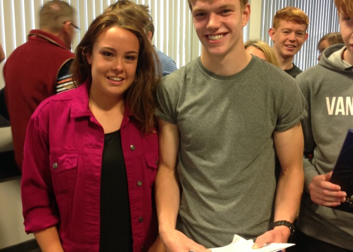 GCSE Exam Success