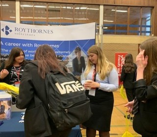 Careers fair 6