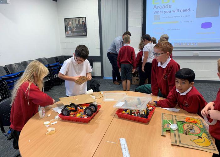 Exciting STEM challenge for primary school pupils