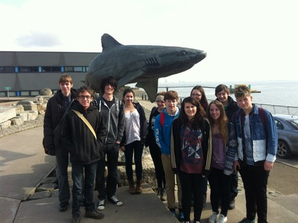 Year 13 Geography Field Trip
